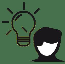 web icona innovazione evoluzione tecnologie