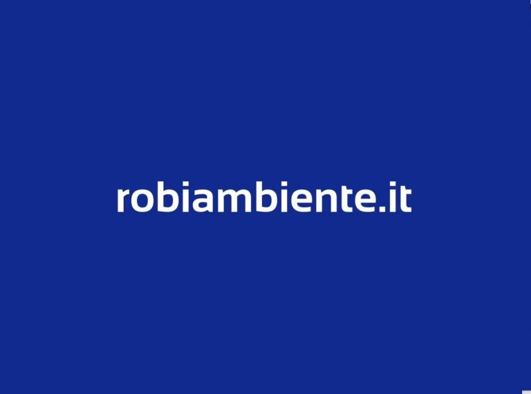 grafica impianto industriale video time-lapse ROBI Ambiente