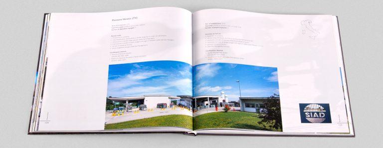 stampa monografia aziendale libro SIAD