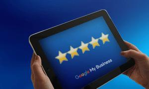 Google My Business marketing recensioni