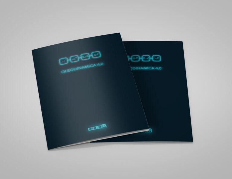 grafica brochure catalogo pieghevole